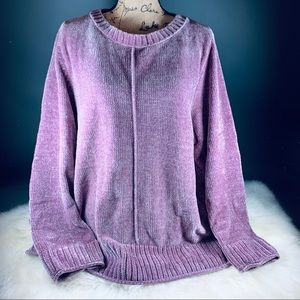 Style & Co Chenille Pullover Sweater XL